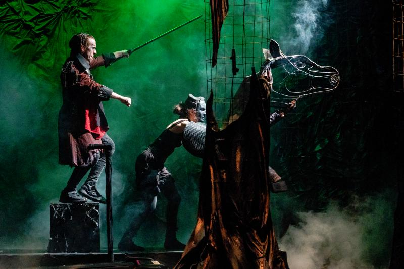 BWW Review: SLEEPY HOLLOW at Synetic Theater