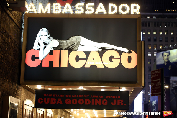 Photo Coverage: Cuba Gooding Jr. Takes His Bows in CHICAGO