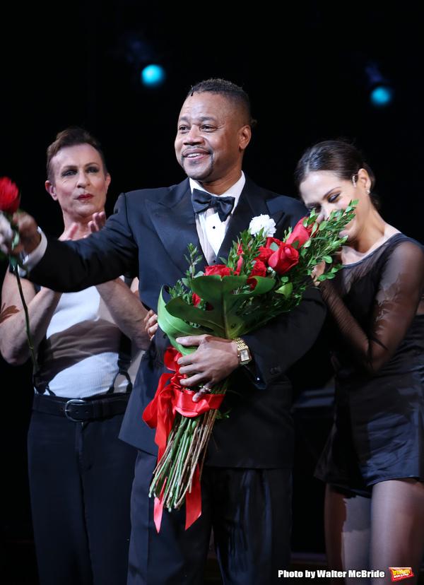 R, Lowe, Cuba Gooding Jr. and Bianca Marroquin