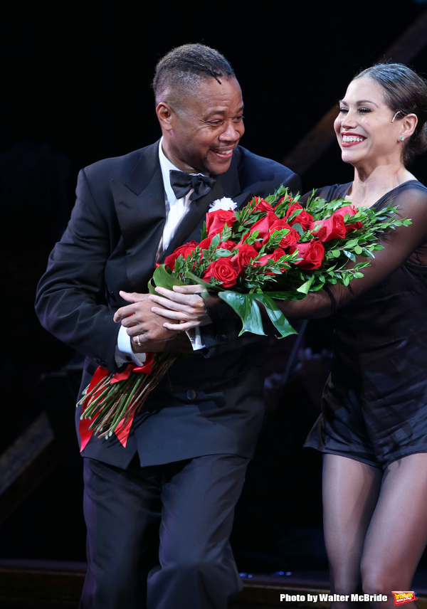 Cuba Gooding Jr. and Bianca Marroquin