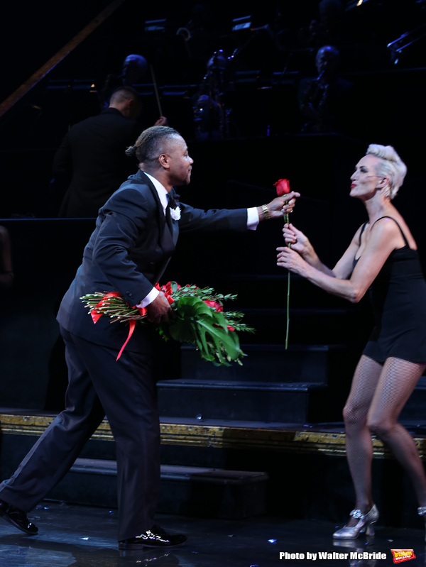 Cuba Gooding Jr. and Amra-Faye Wright