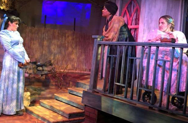 BWW Review: Desert Rose's THE SUGAR WITCH Is Dark, Frightening, and Well Worth Seeing.