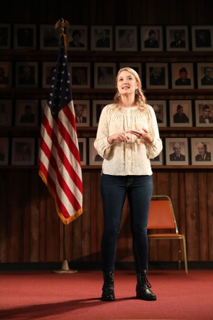 BWW Review: Heidi Schreck's Inescapably Truthful WHAT THE CONSTITUTION MEANS TO ME