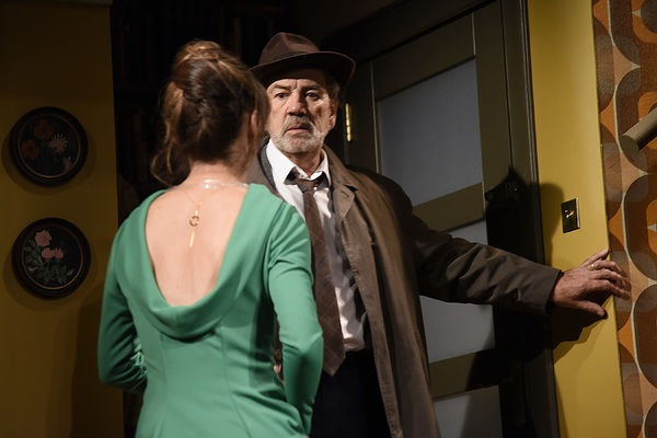 Photo Flash: First Look at IN PRIASE OF LOVE at Theatre Royal Bath