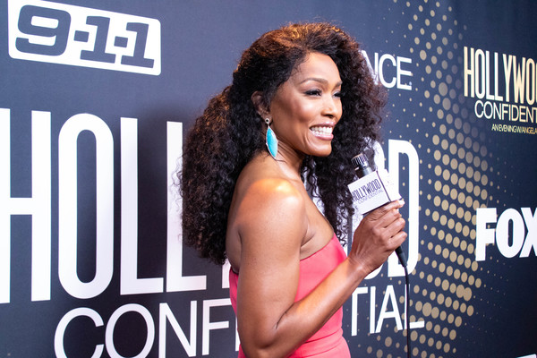 Photo Flash: Angela Bassett Receives the 'Icon Award' at the 10th Hollywood Confidential