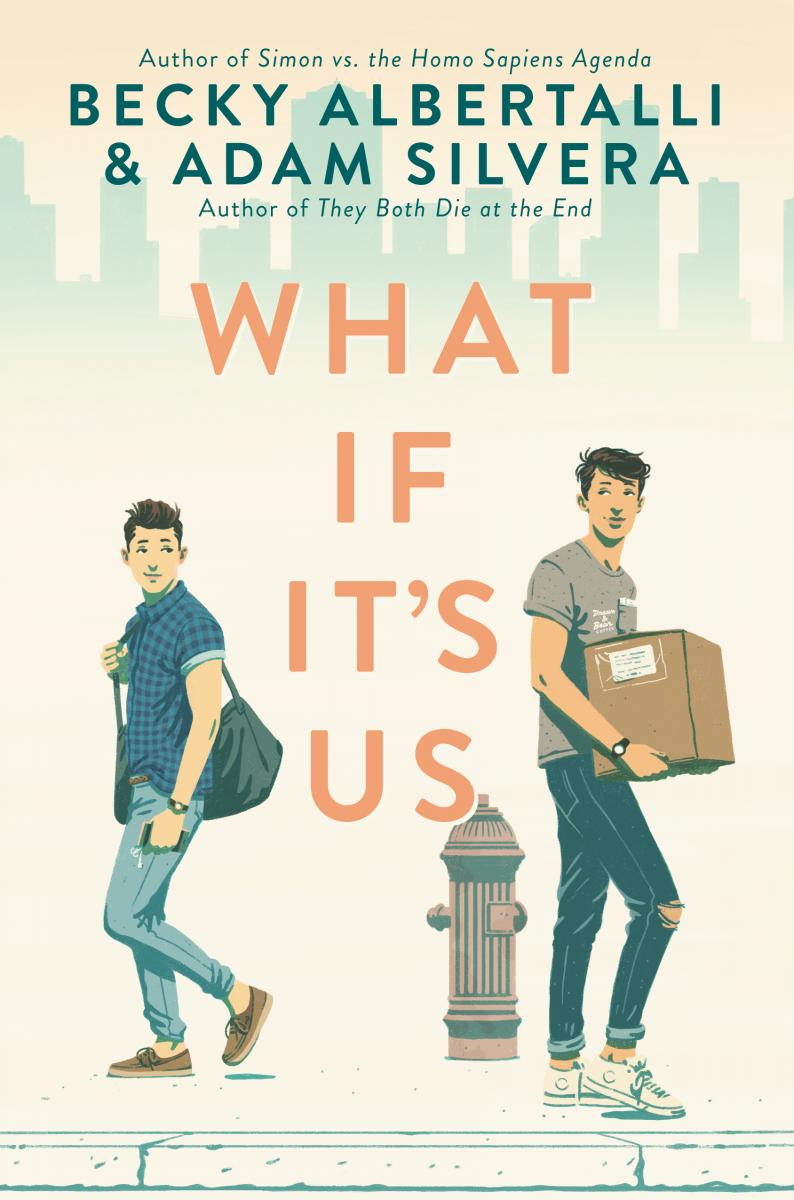 BWW Previews: Movie Deal for New Release WHAT IF IT'S US by Becky Albertalli and Adam Silvera