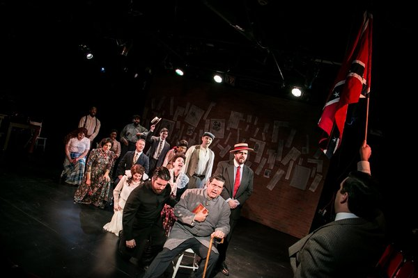 Photo Flash: Get A First Look At The Marietta, GA Premiere Of PARADE