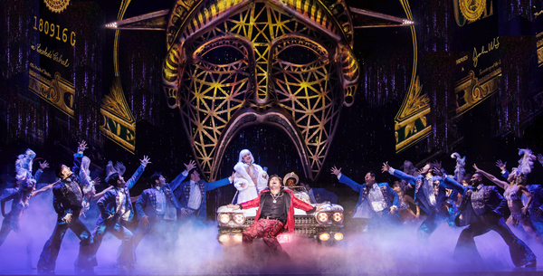 Photo Flash: The Heat is On Tour! First Look at MISS SAIGON