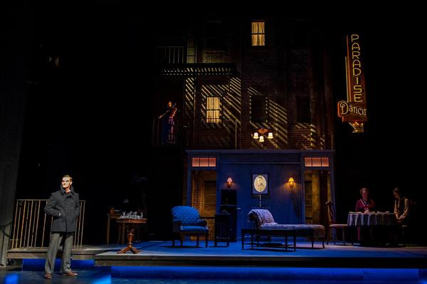 Photo Flash: Get A First Look At THE GLASS MENAGERIE at Barrington Stage