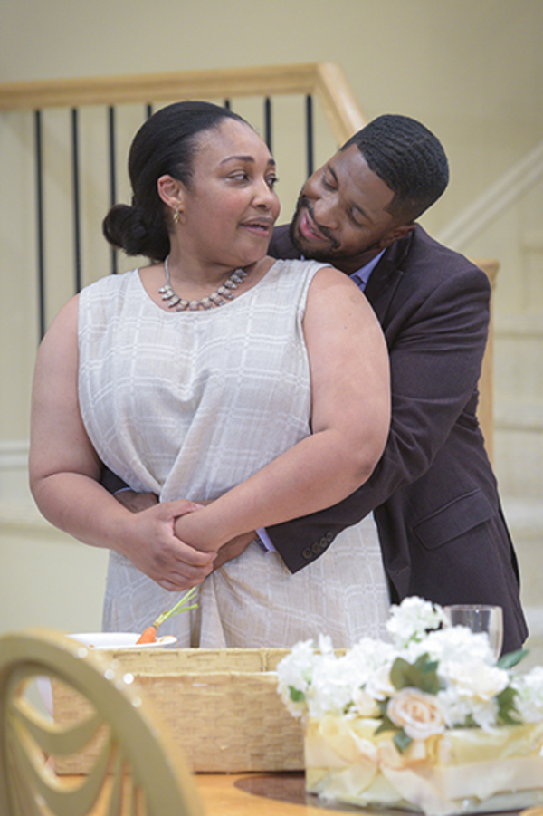 Photo Flash: Get A First Look At FAIRVIEW at Berkeley Rep