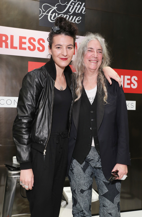 Photo Coverage: See Patti Smith at the FEARLESS WOMEN SPEAKER SERIES