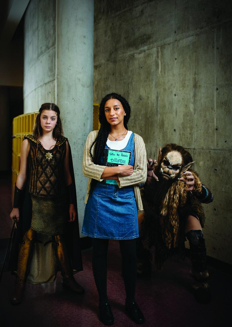 BWW Interview: Amanda Fehlner Designs Monsters for SHE KILLS MONSTERS at Omaha Community Playhouse