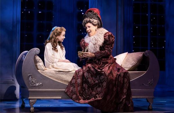 Delilah Rose Pellow and Judy kaye