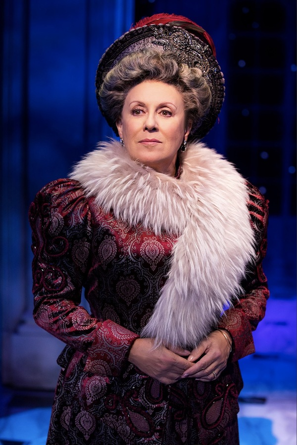 Photo Flash: Russia Has a New Dowager! First Look at Judy Kaye in ANASTASIA