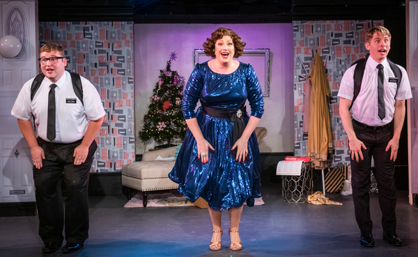 Photo Flash: First Look at THE BOOK OF MERMAN at St. Luke's Theatre