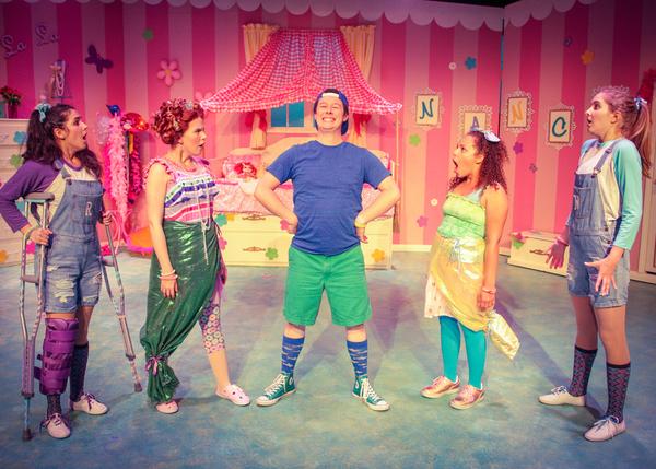 Monika Peña, Angela Griswold, Matt Takahashi, Liz B. Williams, and Megan McCarthy Photo