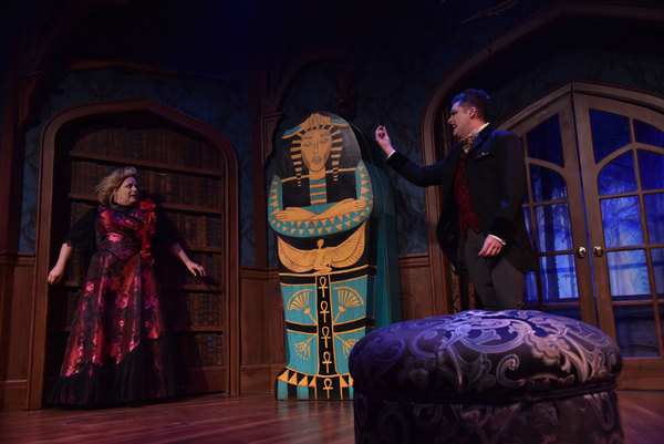Photos: THE MYSTERY OF IRMA VEP Opens At Orlando Shakes