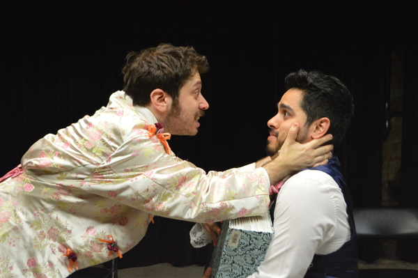 Photo Flash: Turn to Flesh Productions Presents THE OTHER WOMAN