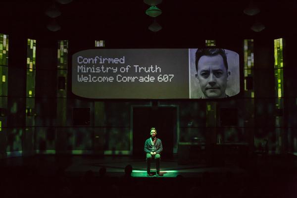Photo Flash: Cincinnati Shakespeare Company Presents the Regional Debut of 1984