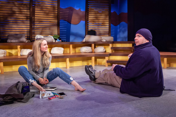 Photo Flash: Bess Wohl Returns to Artists Rep with Critically Acclaimed Dramedy SMALL MOUTH SOUNDS