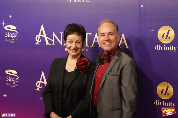 Lynn Ahrens y Stephen Flaherty