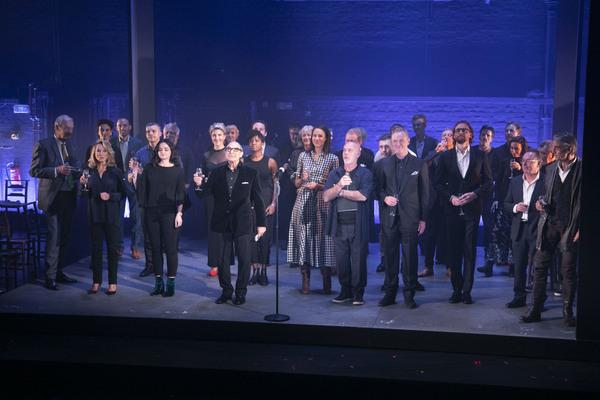 Photo Flash: Inside the 'Happy Birthday, Harold' Gala