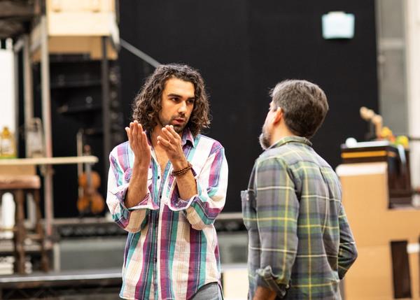 Sharif Afifi with David Neumann