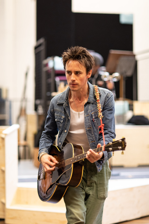 Reeve Carney. Photo Credit: Helen Maybanks