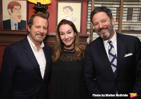 Rob Ashford, Jessica Molaskey and John Pizzarelli