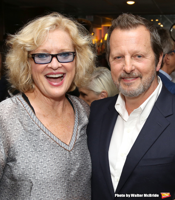 Christine Ebersole and Rob Ashford