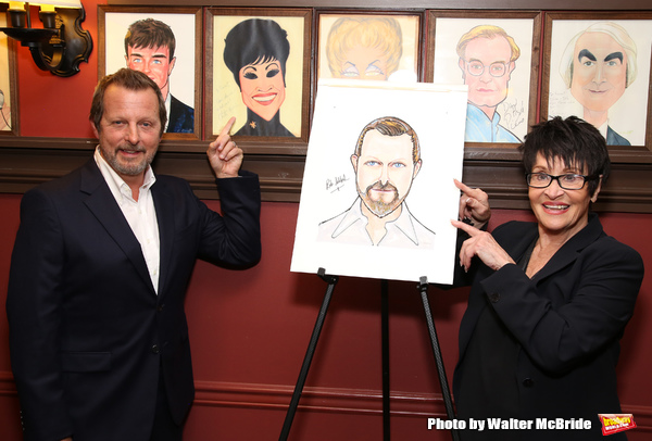 Rob Ashford and Chita Rivera