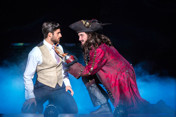 Jeff Sullivan and Conor McGiffin in Finding Neverland Photo