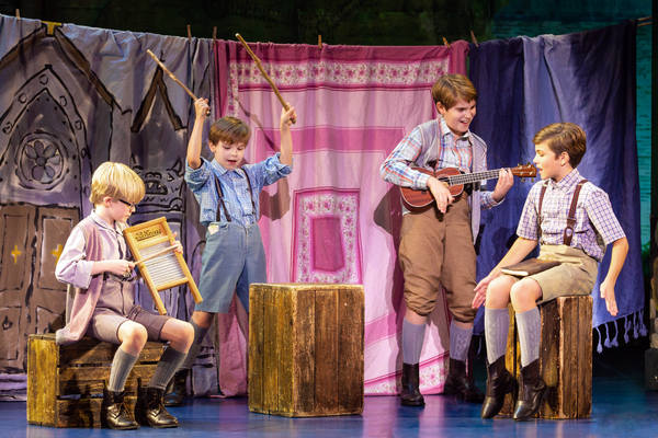 Photo Flash: Get A First Look At The New Touring Company Of FINDING NEVERLAND