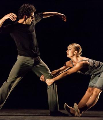 BWW Review:  LA Ballet Performs BARTON, CERRUDO & BALANCHINE at The Alex Theatre