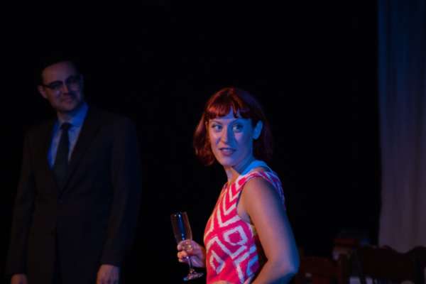 Photo Flash: First Look at IMPLIED CONSENT At The Access Theater