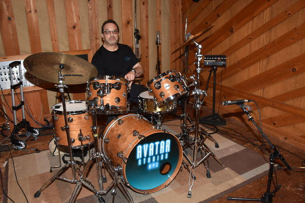Steve Singer (Drums) Photo