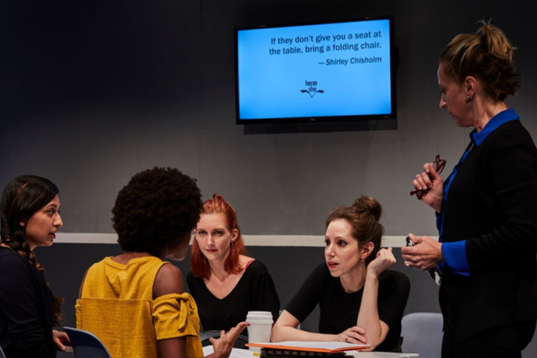 Photo Flash: Jake Lipman's RELENTLESSLY PLEASANT Opens At Theatre 54