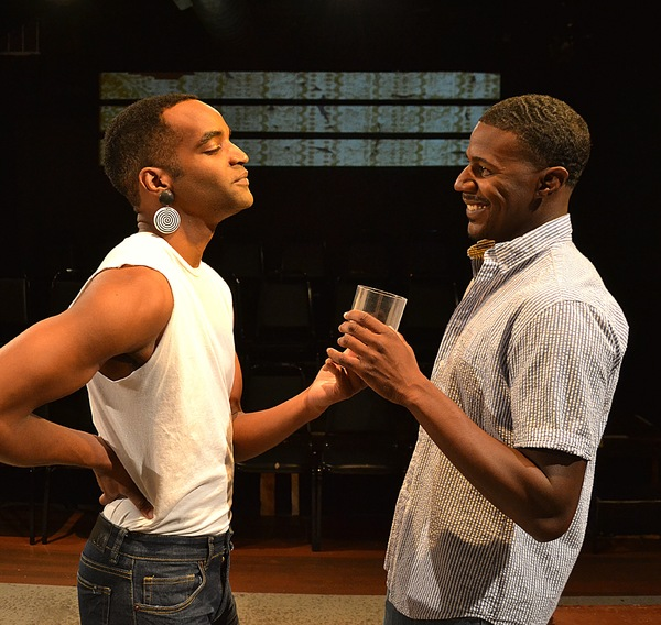 Photo Flash: First Look at Playwrights' Arena's BABY EYES