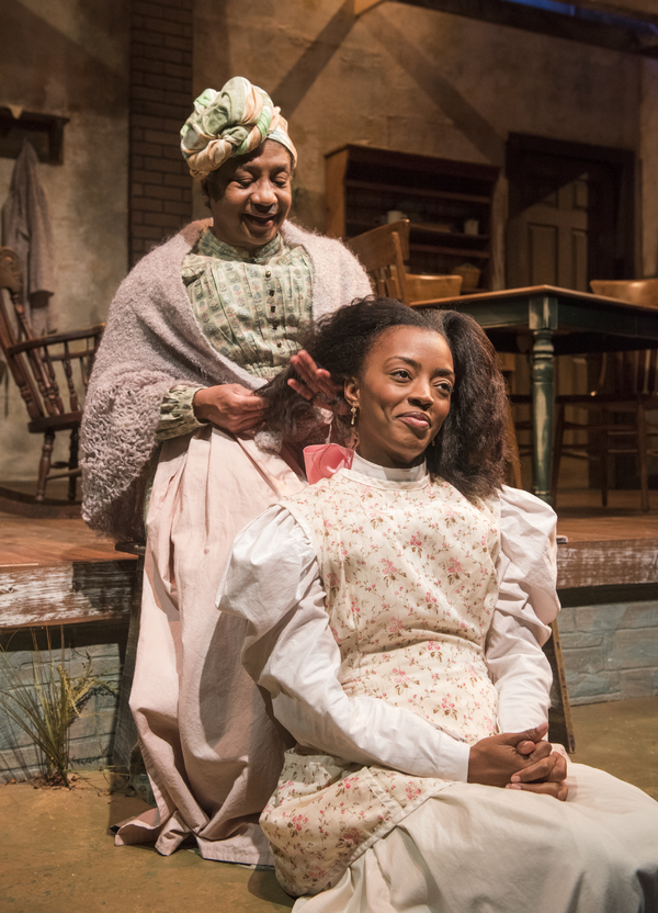 Photo Flash: First Look at American Blues Theater's FLYIN' WEST