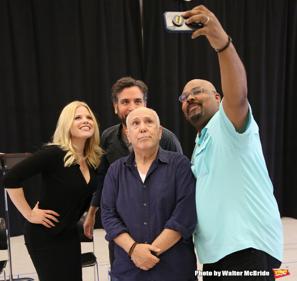FREEZE FRAME: Megan Hilty, James Monroe Iglehart, and More Star In LITTLE SHOP OF HORRORS at the Kennedy Center