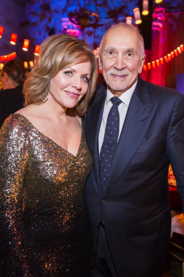 Renée Fleming and Frank Langella