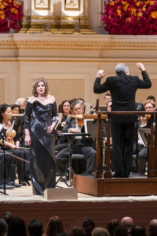 Photos: Audra McDonald and Renee Fleming Open the 2018- 2019 Season at Carnegie Hall with The San Francisco Symphony