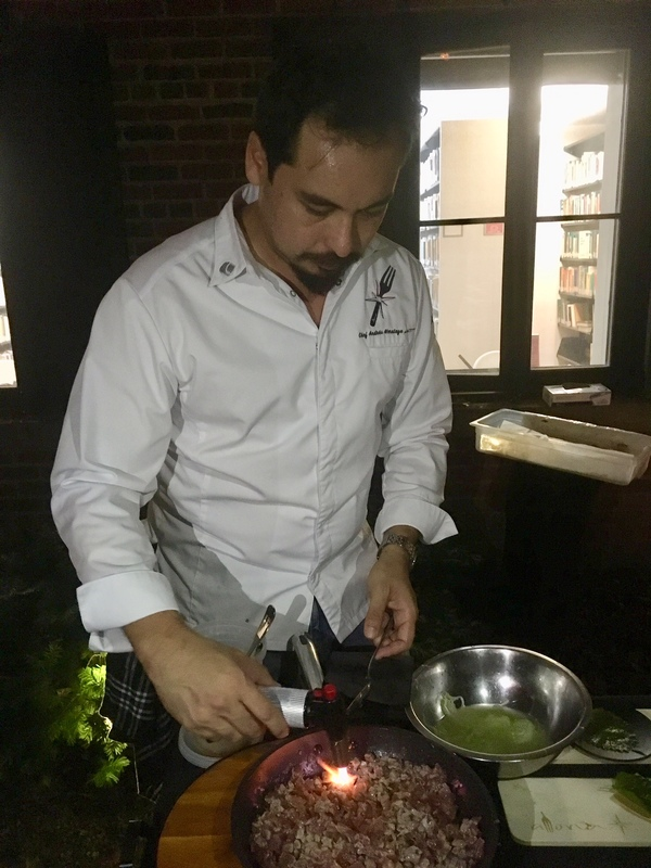 BWW Review: SIX CHEFS FIND A PALATABLE PARADISE IN PANAMA in PANGA IBERICA