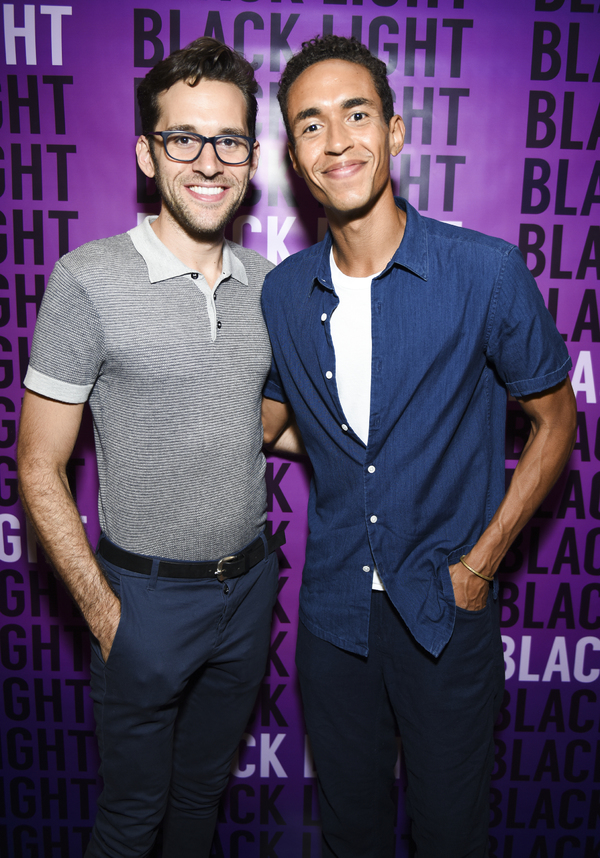 Adam Chanler-Berat and Kyle Beltran Photo