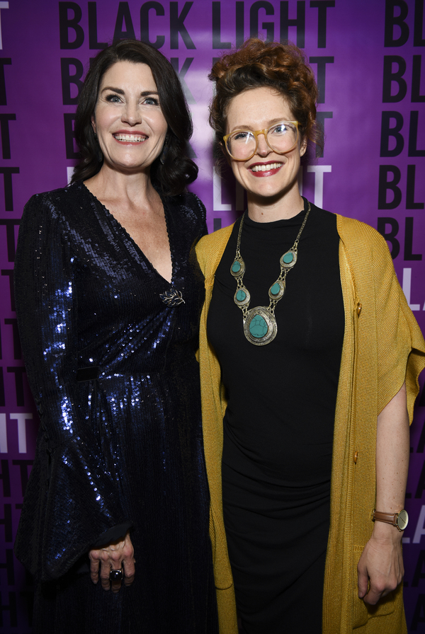 Diana DiMenna and Grace McLean