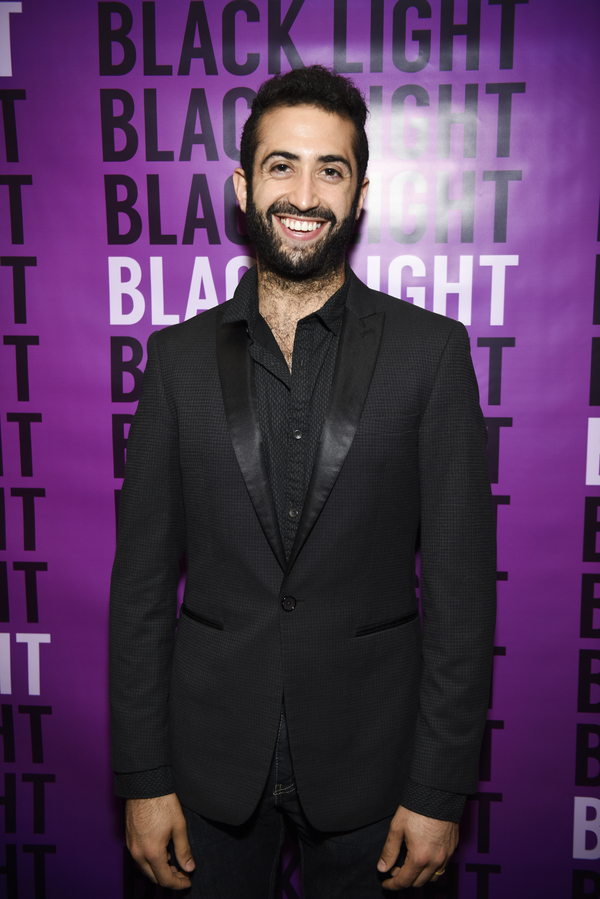 Photo Flash: Inside Opening Night of BLACK LIGHT at the Greenwich House Theater