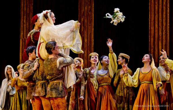 BWW Exclusive: ROMEO & JULIET at Academy Of Music in Philadelphia