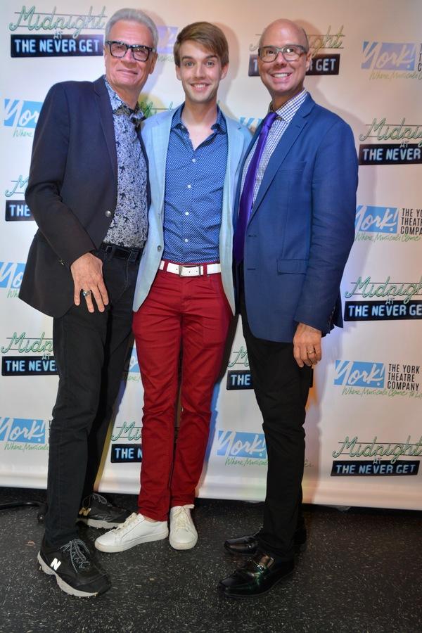 Preston Ridge, Mark William and Richie Ridge