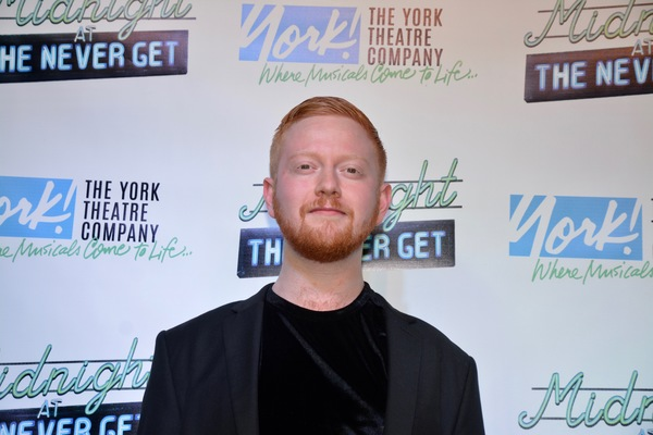 Photo Coverage: York Theatre Company  Celebrates Opening Night of MIDNIGHT AT THE NEVER GET