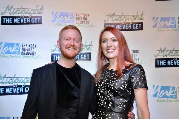 Max Friedman and Vanessa Leuck (Costume Design) Photo